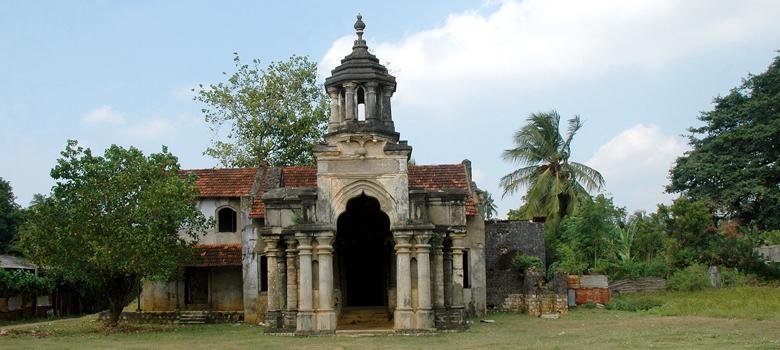 King Sangiliyan Manthiri Manai